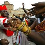 La Chiesa Cattolica è pronta per un Papa Nero?