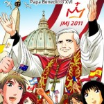 Habemus Papam, il fumetto sulla vita di Benedetto XVI